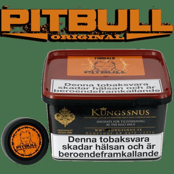 Snussats Kungssnus Fin V8