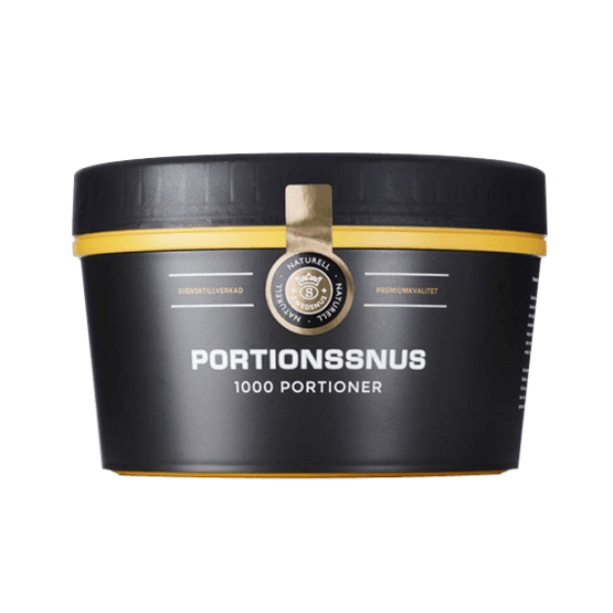 Snussats Swedsnus Naturell Portion