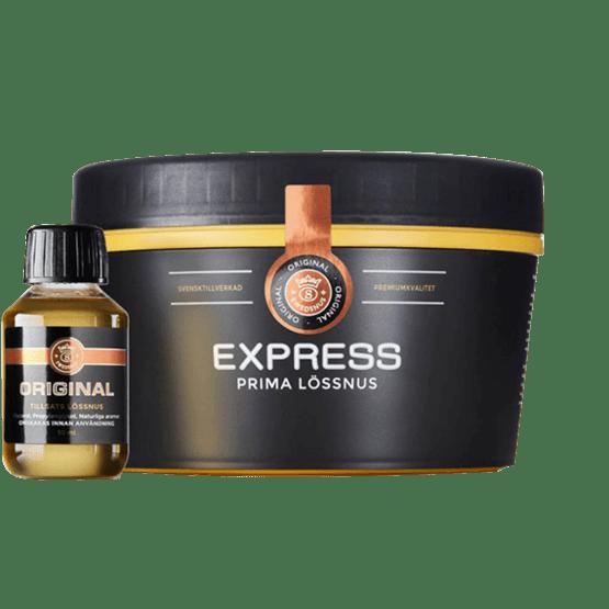 Snussats Swedsnus Original Express Lös