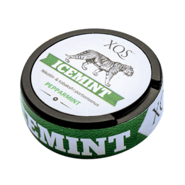 XQS Icemint Portion Nikotinfritt Snus
