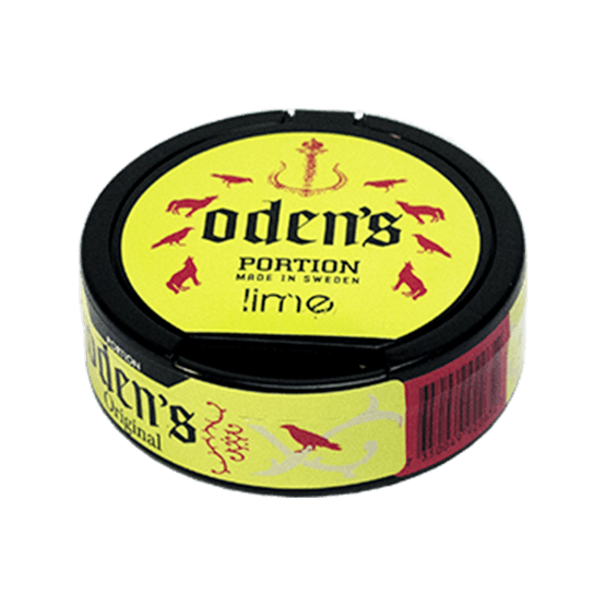 Odens Lime Portion
