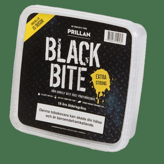 Prillan Black Bite Snussats