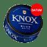 Knox Blue White Portionssnus (kort datum)