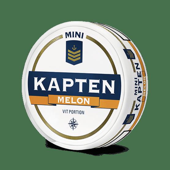 Kapten Melon Mini White Portionssnus