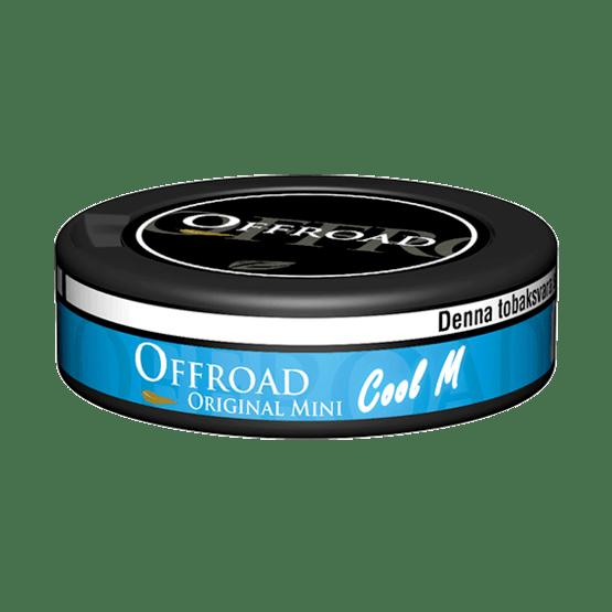 Offroad Cool M Mint Mini Portionssnus