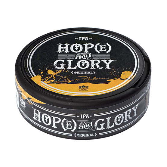 Hope and Glory Ipa Humle Portionssnus