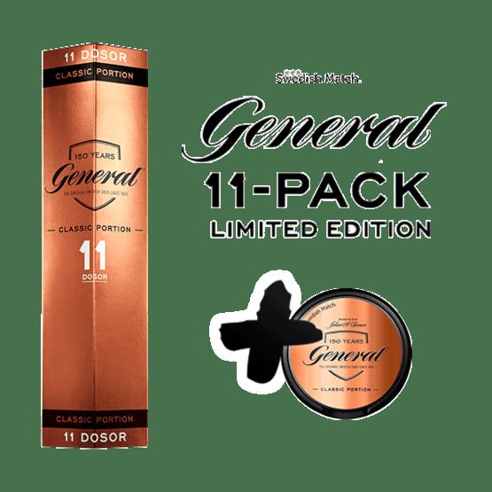 General Portion 11-pack