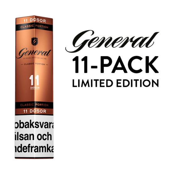 General Portion 11-pack