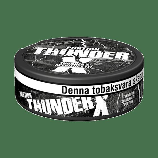 Thunder X Portion