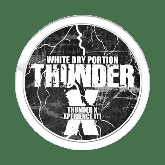 Thunder X White Dry