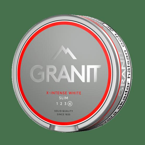 Granit X-Intense White Slim Portion