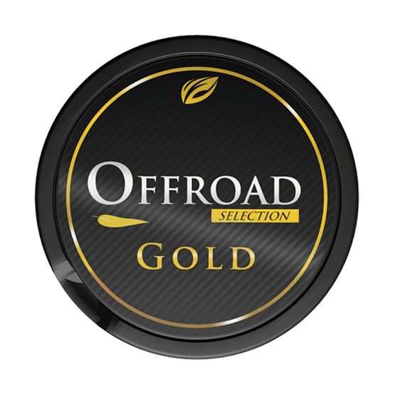 Offroad Gold Selection Portionssnus
