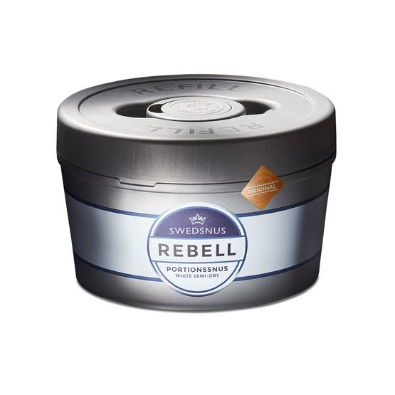Rebell Original Portion - Snusa Direkt!