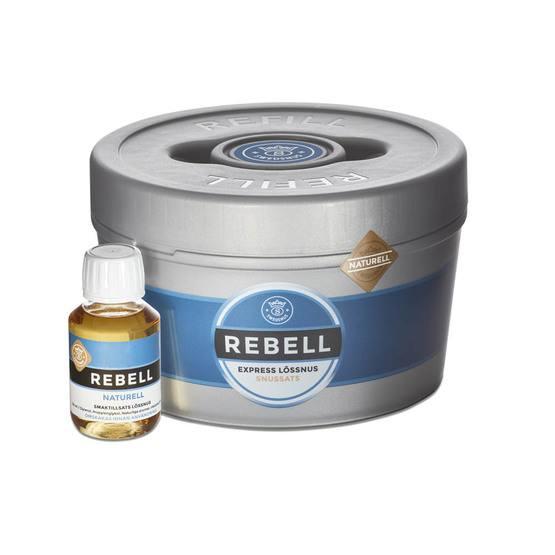 Rebell Express Naturell - Färdigbakad!