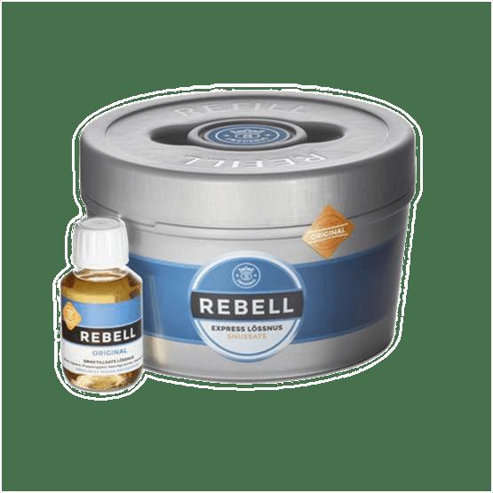 Rebell Original Express - Färdigbakad!