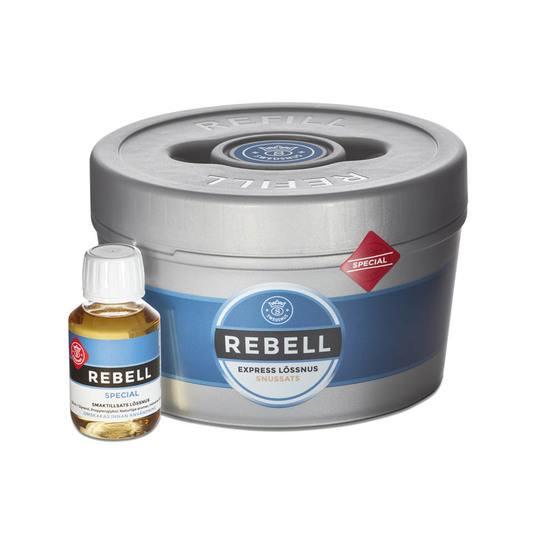 Rebell Special Express - Färdigbakad!