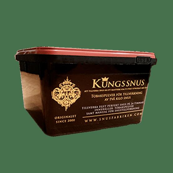 Snussats Kungssnus Pandoras Box