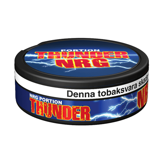 Thunder NRG Portionssnus