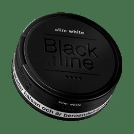 Skruf Blackline Xtra Stark Slim White Portionssnus