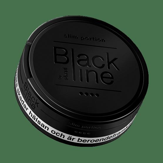 Skruf Blackline Xtra Stark Slim Portionssnus