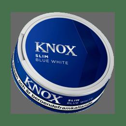 Knox Slim Blue White Portionssnus