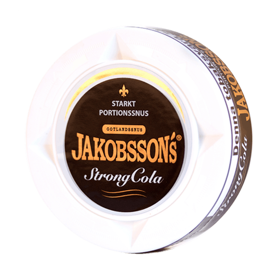 Jakobssons Strong Cola Portionssnus