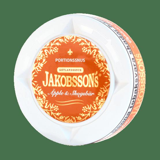 Jakobssons Äpple & Skogsbär Portionssnus