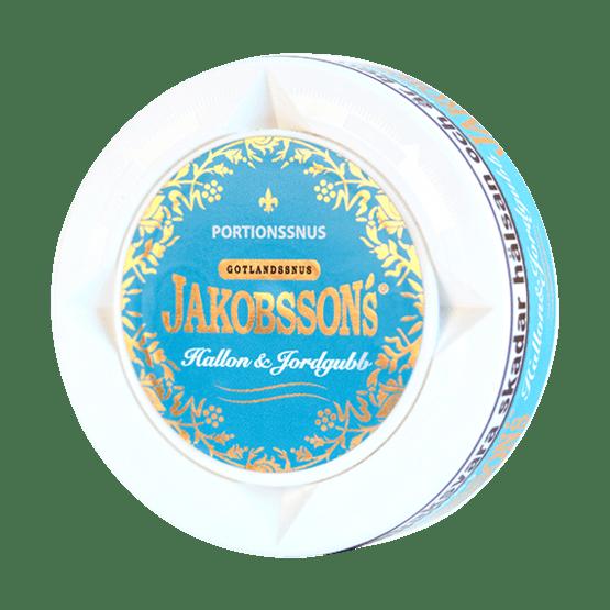 Jakobssons Hallon & Jordgubb Portionssnus