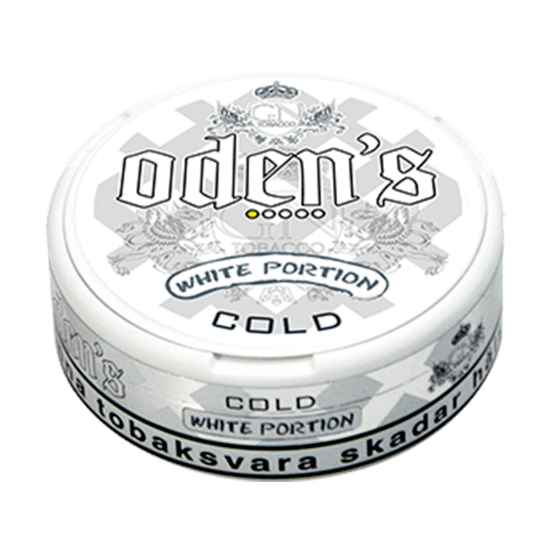 Odens Cold White Portionssnus