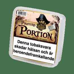 Snussats Piratens Portion