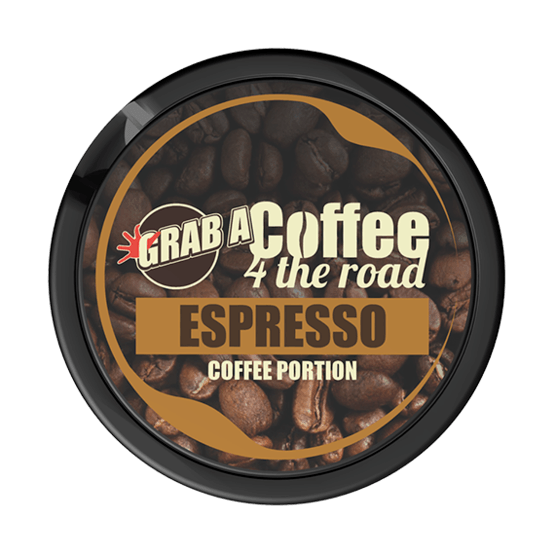 Grab Coffee 4 The Road Espresso Portionssnus