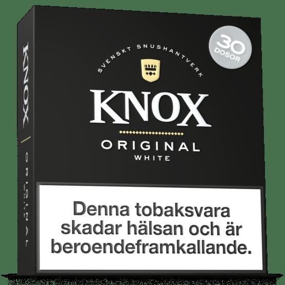 Knox White 30-pack
