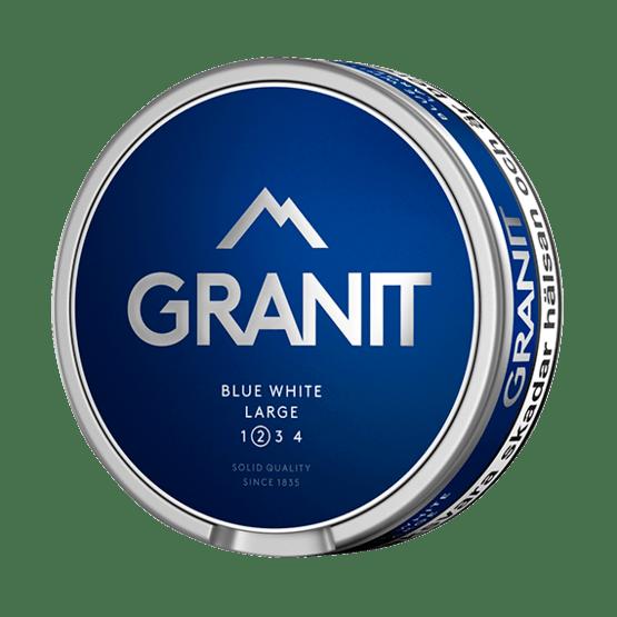 Granit Blue White Portionssnus