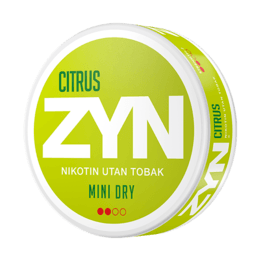 ZYN Citrus 3 mg