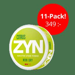 ZYN Citrus 3 mg