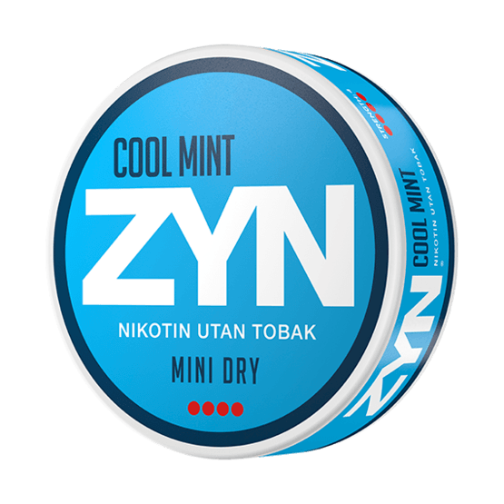 ZYN Cool Mint 6 mg