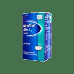Nicotinell Mint Nikotintablett 1 mg 96 st