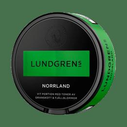 Lundgrens Norrland White Portionssnus