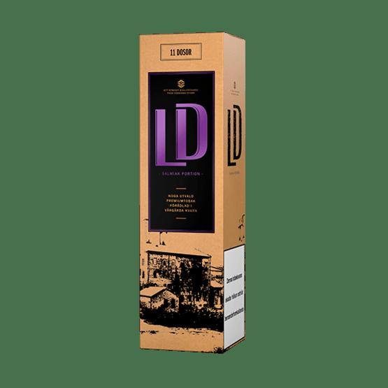 LD Salmiak Portion 11-pack