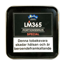 Snussats LM365 Special Portion