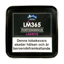 Snussats LM365 Lakrits Portion