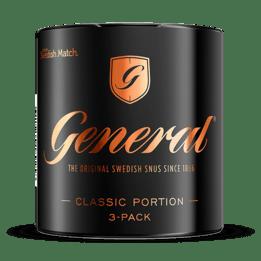 General Portion 3-pack