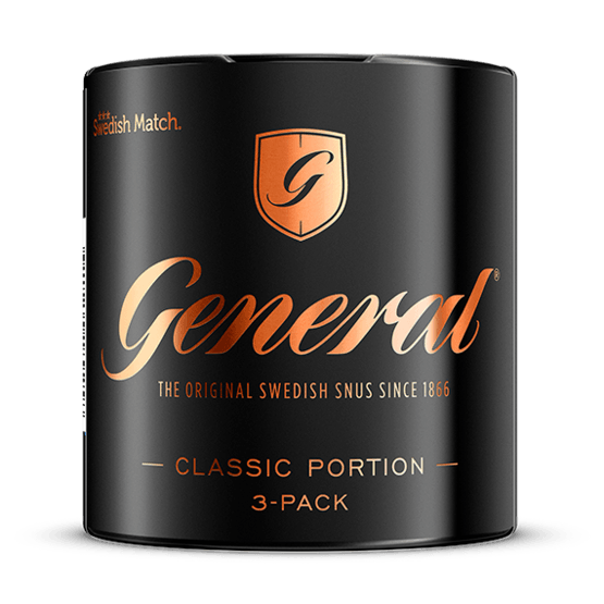 General Portion 3-pack