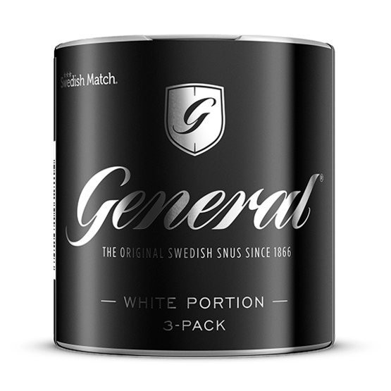 General White Portion 3-pack