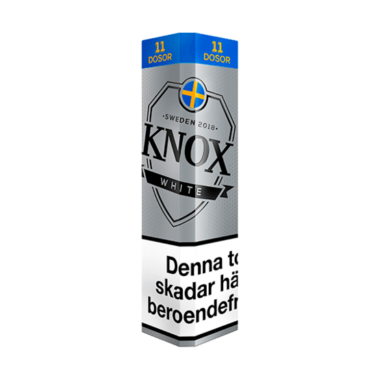 Knox White Portion 11-pack