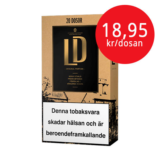 LD Original Portion 20-pack
