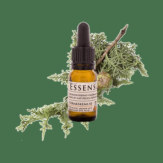Tobakskemi Essens Cypress