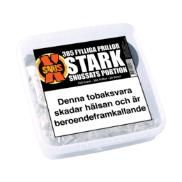 Snus X Stark Portion