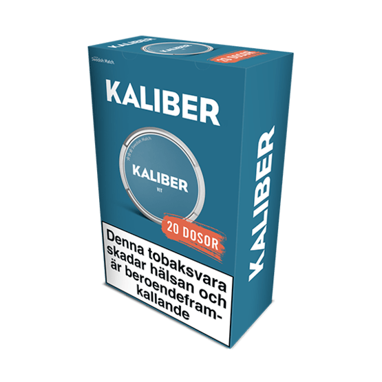 Kaliber Vit Portion 20-pack