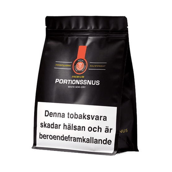 Premium Special Portion Bag - Snusa Direkt!